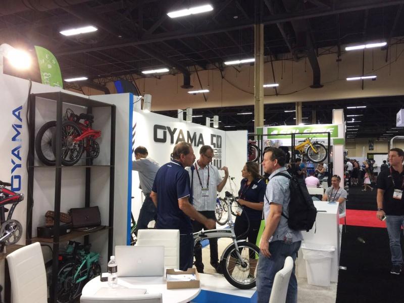 美國自行車展