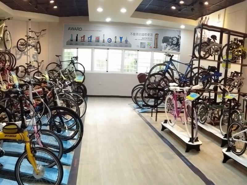 台湾品牌展示中心