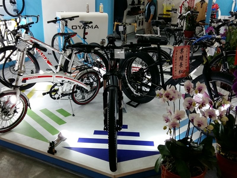 2016台北自行車展